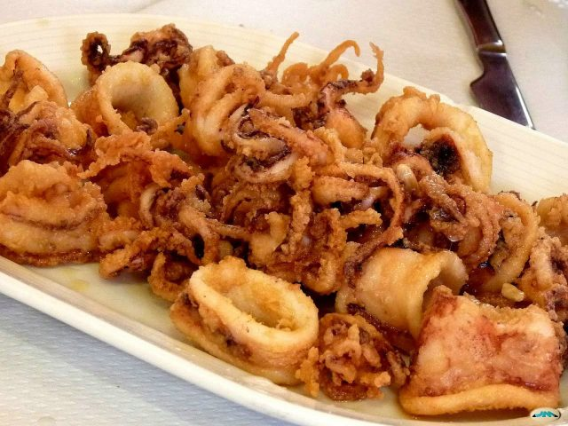 Receta de calamares a la romana tiernos