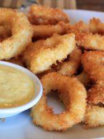Receta de calamares rebozados al horno
