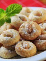 Receta de galletas de almendras sin huevo