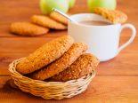 galletas de avena sin azucar