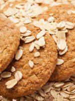Receta de galletas de avena sin mantequilla