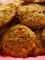 Receta de galletas de avena y naranja