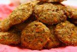 galletas de avena y naranja