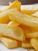 Receta de patatas fritas thermomix