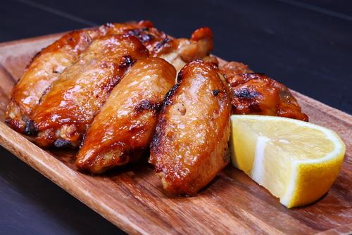 Receta de pollo al limón frito