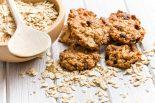 galletas de avena sin azúcar