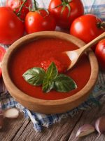 Receta de salsa de tomate italiana