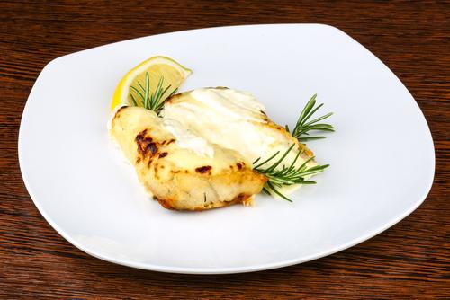 Receta de merluza al horno con limón