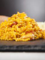Receta de arroz a banda con sepia