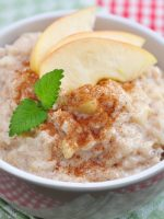 Receta de arroz con leche de avena