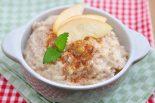 arroz con leche de avena