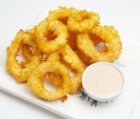 calamares rebozados con harina de garbanzos