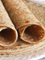 Receta de crepes sin harina
