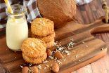 galletas de almendras y coco