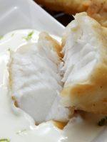 Receta de merluza al horno con alioli