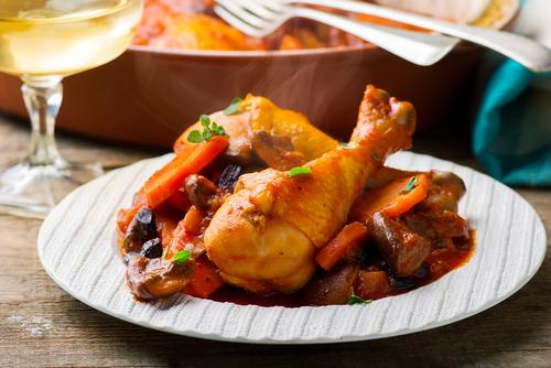 Pollo Guisado 7 Recetas Fáciles Unarecetacom