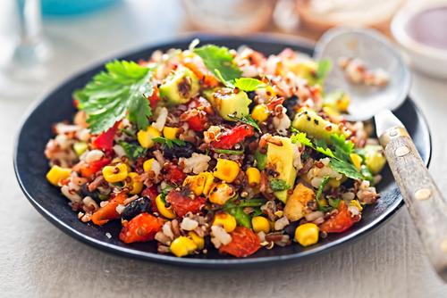 Receta De Quinoa A La Mexicana Unareceta Com