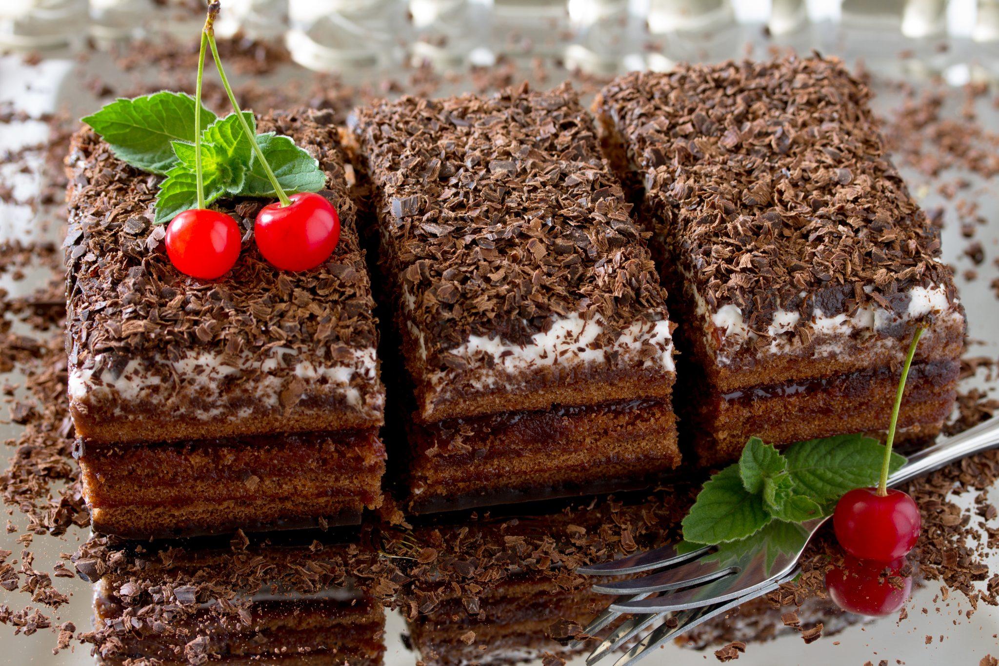 Recetas con chocolate