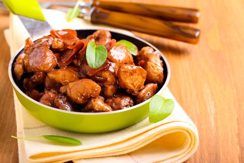 Recetas con salsa de soja
