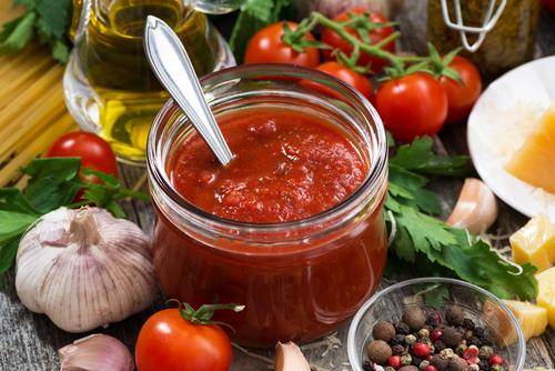 Receta de salsa de tomate en thermomix