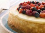 tarta de queso americana