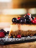 Receta de tarta de queso con cuajada