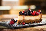 tarta de queso con cuajada