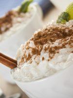Receta de arroz con leche de soja