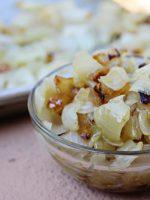 Receta de cebolla caramelizada con pasas