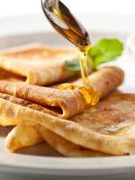 Receta de crepes de trigo sarraceno
