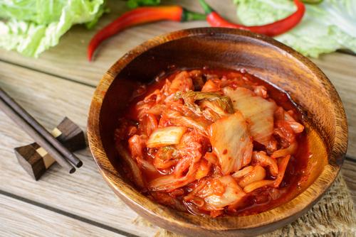 Receta de kimchi de repollo