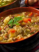 Receta de menestra de verduras a la navarra