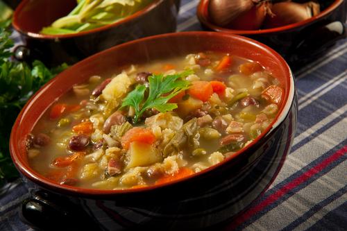 Receta de menestra de verduras a la navarra - Hacer menestra de verduras ...