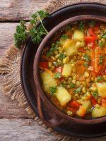 Receta de menestra de verduras a la riojana