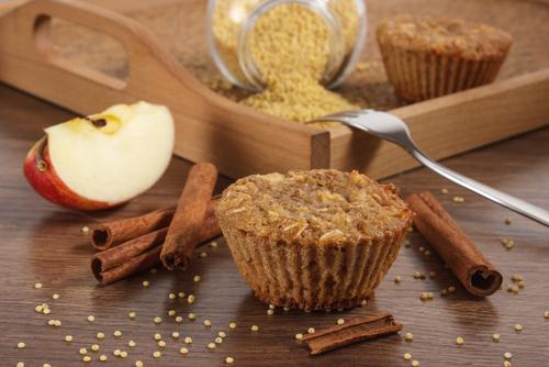 Receta de muffins sin azúcar
