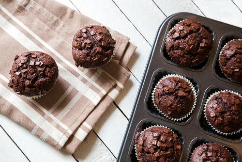 Receta de muffins sin gluten