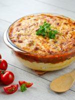 Receta de polenta argentina