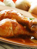 Receta de pollo a la cerveza en olla express