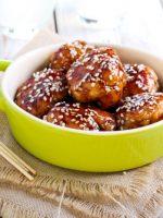 Receta de pollo en salsa de ajo
