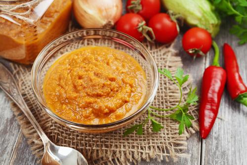 Receta de puré de zanahoria y calabacín