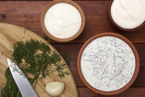 Receta de salsa tártara con yogur