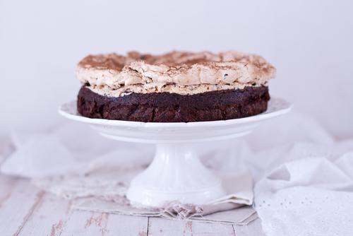 Receta de torta tres leches de chocolate