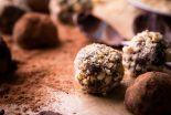 trufas de chocolate con galleta Maria