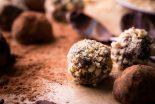trufas de chocolate con galleta Maria