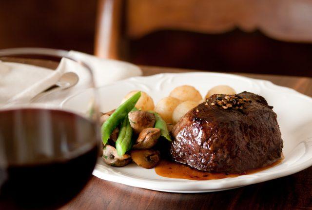 Receta de asado de carne al vino