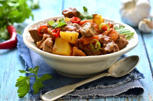 Receta de asado de carne en olla de presión