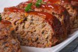 asado de carne molida
