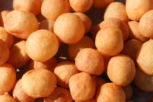Receta de bollitos de yuca guayada