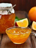 Receta de compota de naranja