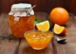 compota de naranja